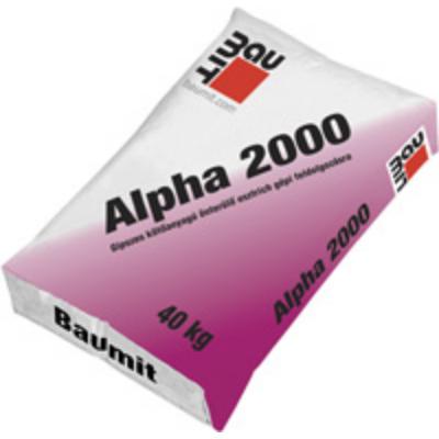 Baumit Önterülő Esztrich Alfa 2000 40 kg