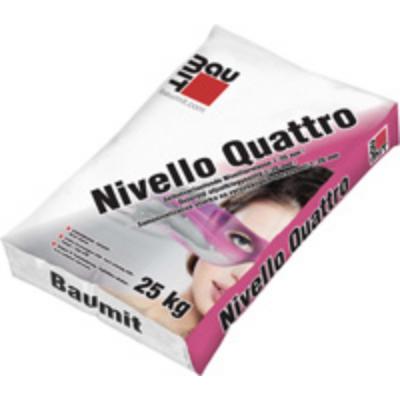 Baumit Nivello Quattro 25 kg aljzatkiegyenlítő