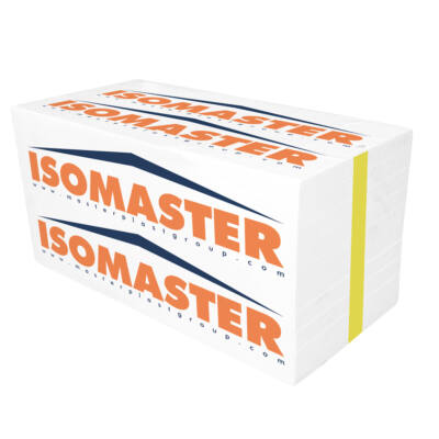 ISOMASTER Hőszigetelő EPS-100 lépésálló  3 cm