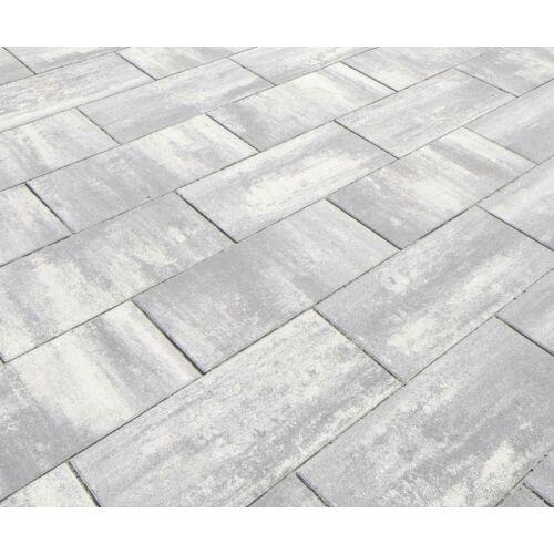 Viastein Grando 8 cm normál és Color & Clean Protect védelemmel antracit/fehér árnyalt (60x60)