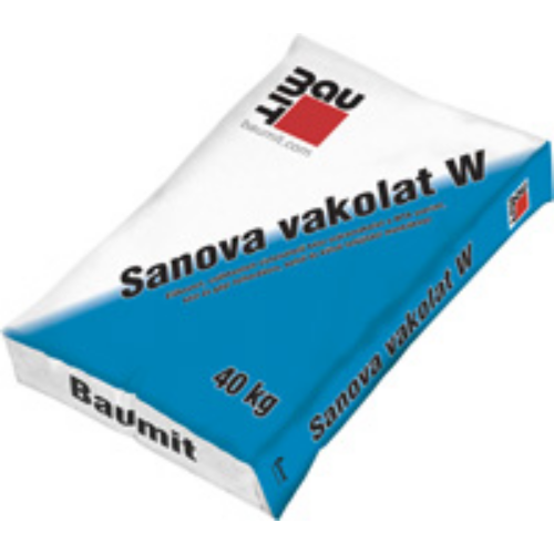 Baumit Sanova Vakolat W 40 kg