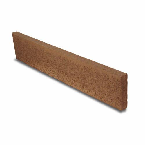 betonEPAG Ksz 100/5/20 nf barna kerti szegélykő