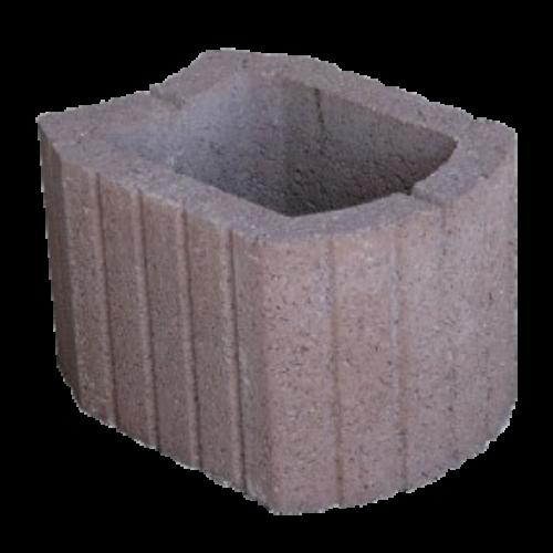 betonEPAG Flórepag barna növény támfalelem