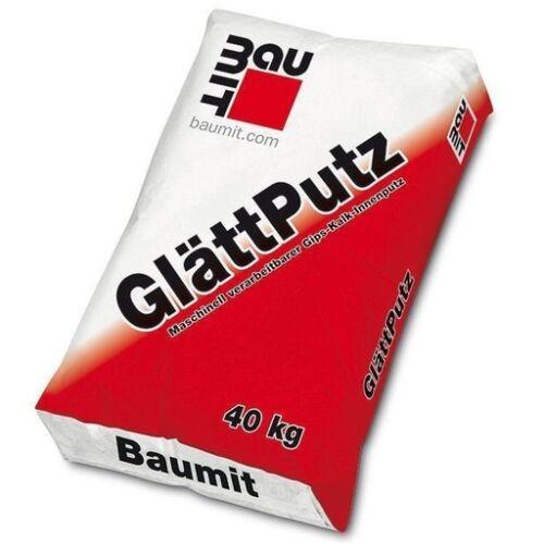 Baumit Gipszes Vakolat 40 kg/Glattputz