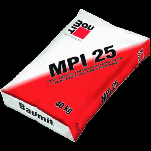 Baumit GV 25 40 kg