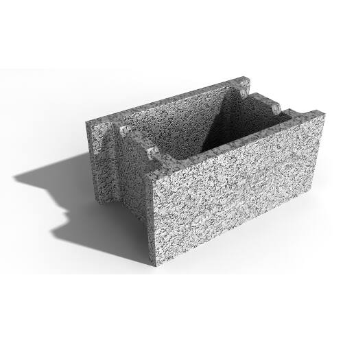 betonEPAG ZS20 - zsalukő