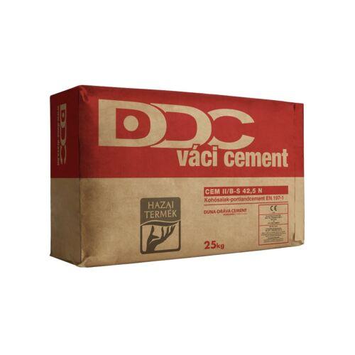 Cement DDC váci II/B-S 42,5 N 25kg (piros)