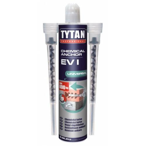 Tytan EV 1 vegyi dűbel 300 ml