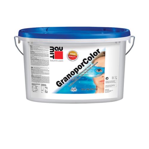 Baumit GranoporColor Festék II.színcsoport 14 L