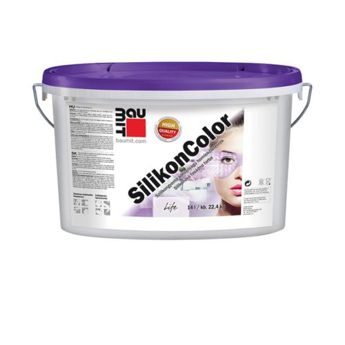 Baumit SilikonColor Festék II.színcsoport 5 L (5 - 14 L)
