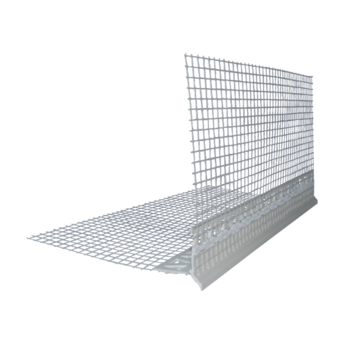 THERMOMASTER Hálós PVC-B balkonprofil (2,5m)