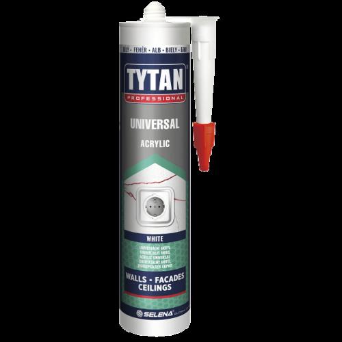 TYTAN Akril univerzális 280/310 ml (fehér)