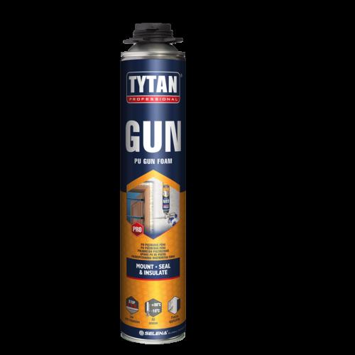 Tytan O2 GUN pisztolyhab 750 ml