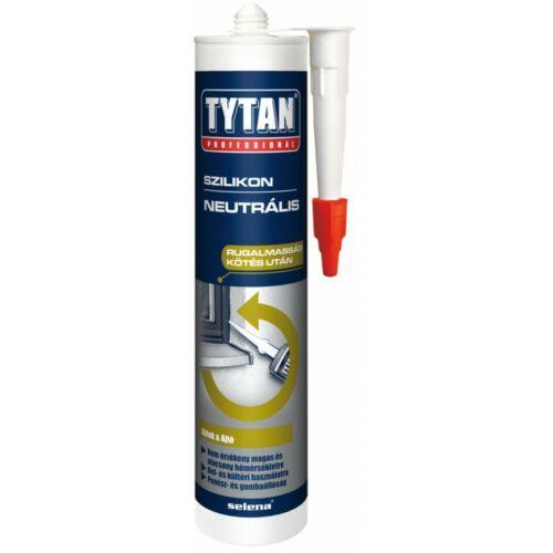 Tytan Neutrális szilikon fehér 310 ml