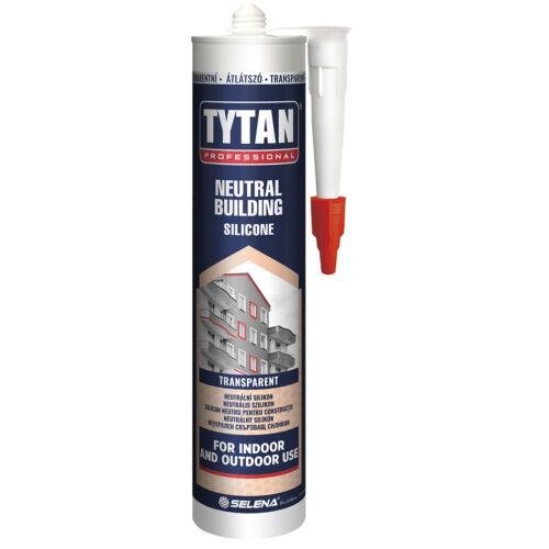 Tytan Neutrális szilikon színtelen 310 ml