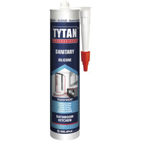 Tytan Szaniter szilikon színtelen 310 ml